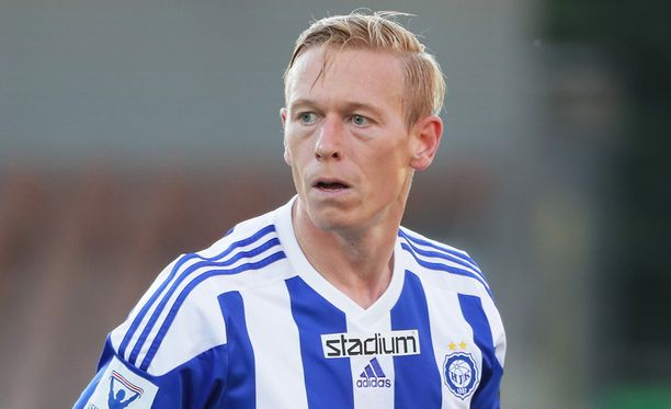 Mikael Forssell avasi HJK:n maalihanat.