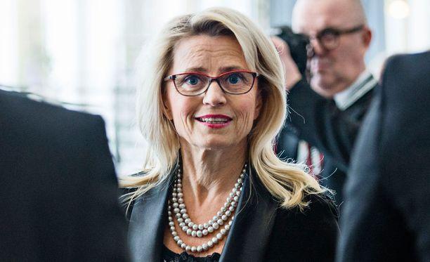 Räsänen kertoo olevansa huolissaan turvallisuuskysymyksistä liittyen suurmoskeijahankkeeseen.