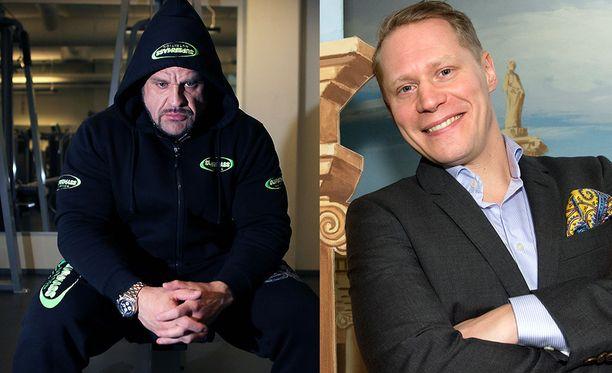 Marko Savolainen ja Jarkko Tamminen vierailevat tänään Sensuroimaton Päivärinta -ohjelmassa.
