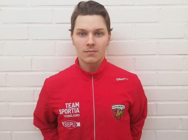 Nykyään superpesisuralle tähtäävän Jesse Rantamäen ura jääkiekon SM-liigassa jäi 22 ottelun mittaiseksi.