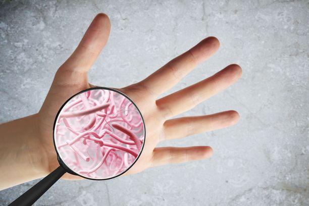 Flunssa- ja influenssakaudella kannattaa pestä kädet usein ja huolellisesti. Näin voidaan ehkäistä tautien leviämistä.
