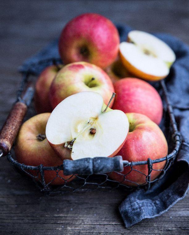 Omenat pitävät tunnetusti lääkärin loitolla.