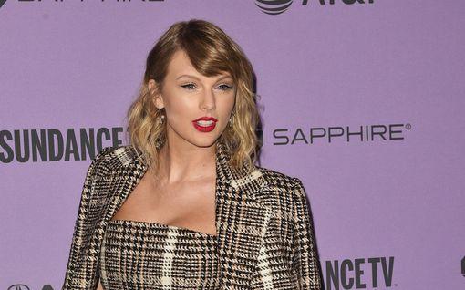 """Taylor Swiftiltä poikkeuksellinen avautuminen – paljasti rajujen kommenttien johtaneen syömishäiriöön: """"Otin sen rangaistuksena"""""""