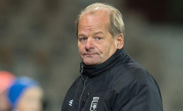 Antti Muurinen on palannut Kontulaan valmentajaksi.