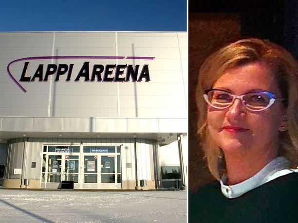 Rovaniemellä kadonneen Tanja Ahven-Posion auto löytyi lähes kaksi viikkoa sitten Lappi Areenan parkkipaikalta.