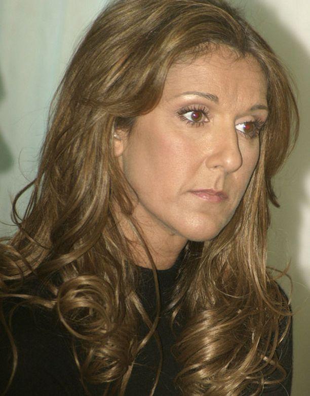 Celine Dionin haaveet toisesta lapsesta kariutuivat.
