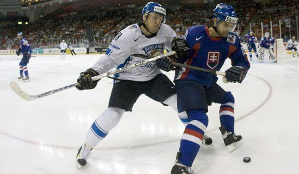 Hannes Hyvösen taklaus oli kostautua Suomelle.