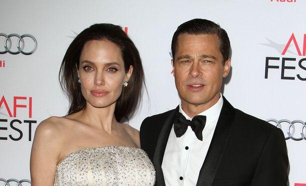 Jolien ja Pittin suhde kesti 12 vuotta.
