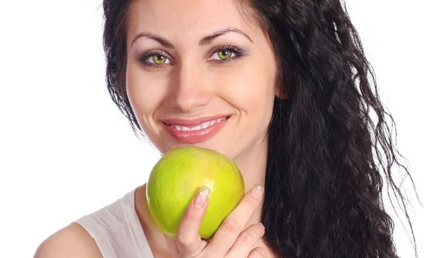 Omena päivässä pitää ainakin aivohalvausta loitommalla.