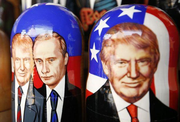 Kaksi kolmesta venäläisistä pitää Yhdysvaltoja Venäjälle vihamielisenä maana.