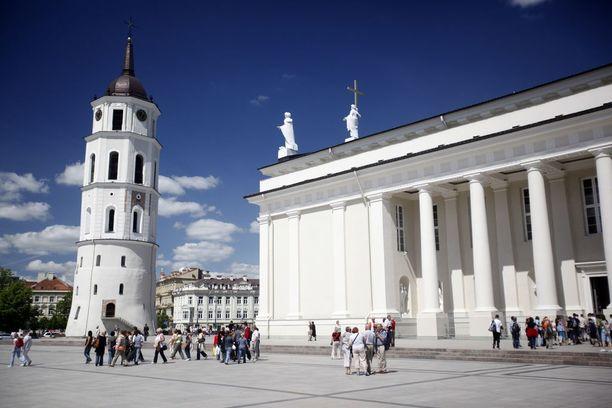 Tiesitkö, että katedraalin kellotorniin pääsee myös ylös?