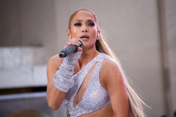 Jennifer Lopez juhli juuri omia viisikymppisiään.