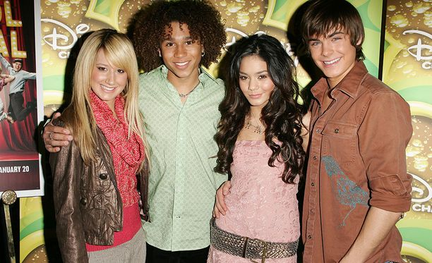 Tältä näyttivät alkuperäiset High School Musical -näyttelijät uransa alussa.