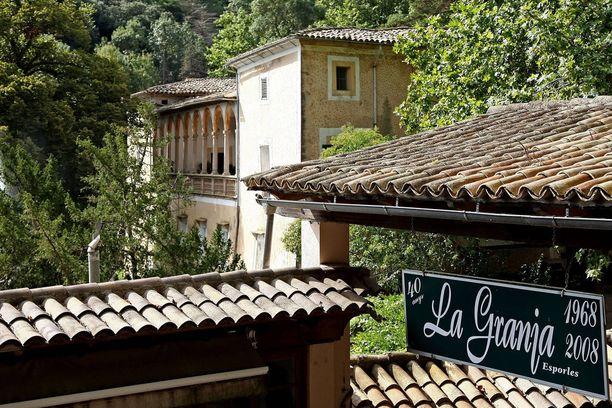 Esporlesissa käyvän kannattaa vierailla La Granjan kartanossa.