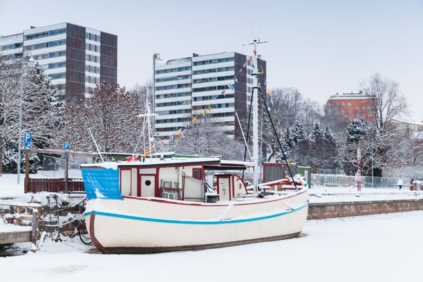 Kolmanneksi suurimpana väestöltään kasvaa Turun seutu.