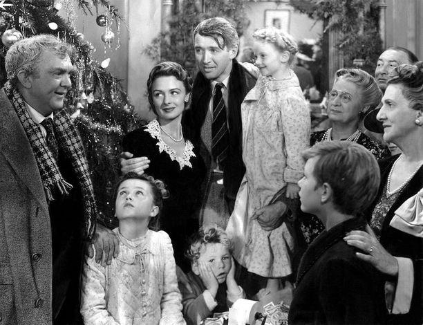 Frank Capra ohjasi Ihmeellinen on elämä -klassikon vuonna 1946. Nyt nähdään restauroitu versio.