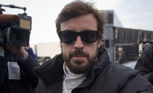 Fernando Alonso on käyttänyt HSBC:n palveluita.