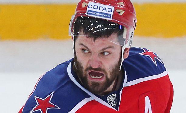 Alexander Radulov kiekkoillee ensi kaudella Pohjois-Amerikassa.