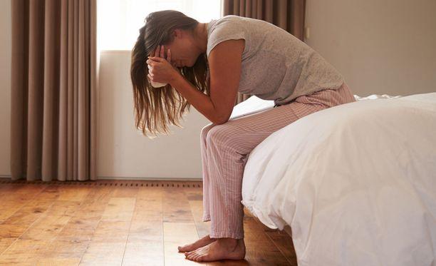 Naisten uni on altis erityisen häiriöille jo ennen vaihdevuosi-ikää.