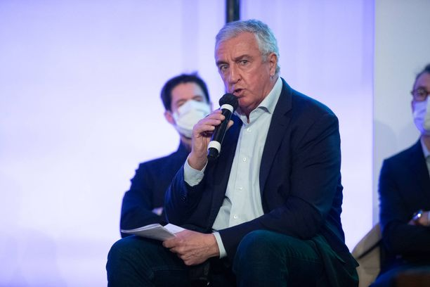 Luc Tardif valittiin lauantain kongressissa uudeksi IIHF:n puheenjohtajaksi.