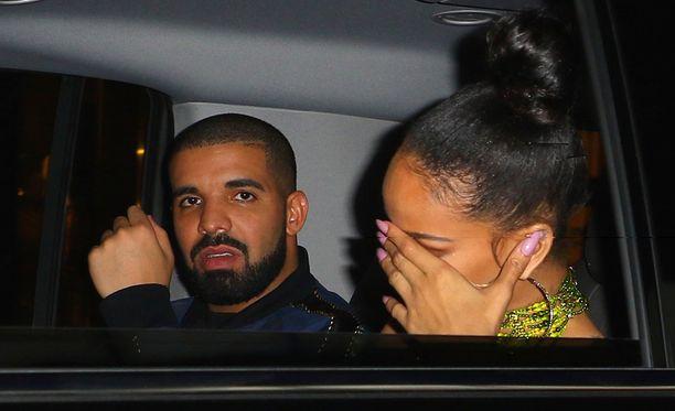 Rihannan ja Draken suhteessa on ollut aina ongelmia.