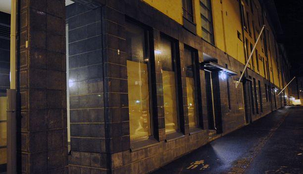Helsingin tragedia tapahtui Herttoniemenrannassa.