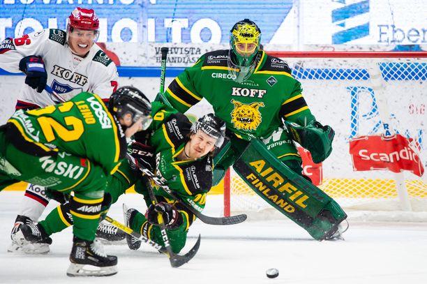 Ilves kaatoi HIFK:n.