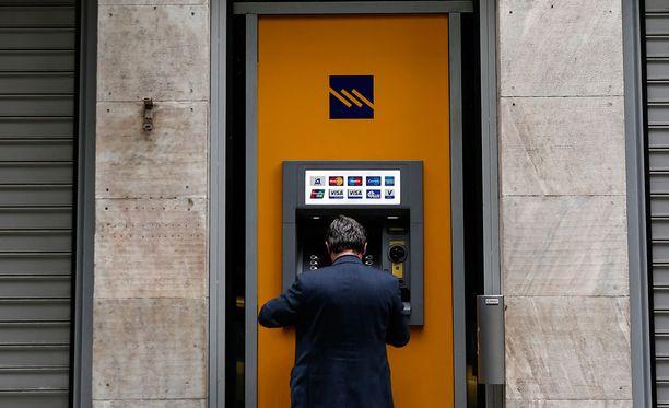Eurokriisi ei ole vielä ohi.