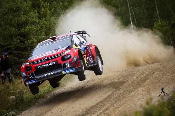 Citroënia ei nähdä rallin MM-sarjassa ensi kaudella.