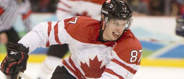 Sidney Crosby on ehkä Kanada suurin tähti - ja varmasti tärkeä tekijä finaalissa.