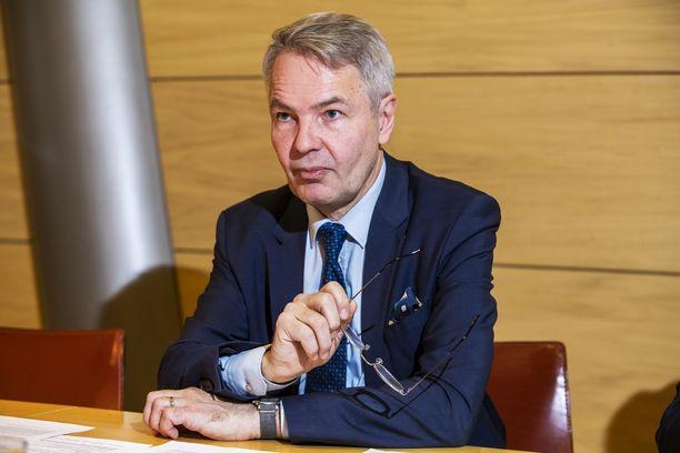Pekka Haavisto (vihr) sai eniten mainintoja Suomen Kuvalehden presidenttikyselyssä.