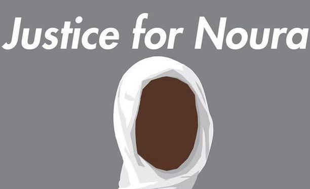 Ihmiset ympäri maailman kampanjoivat Noura Husseinin hengen pelastamiseksi.