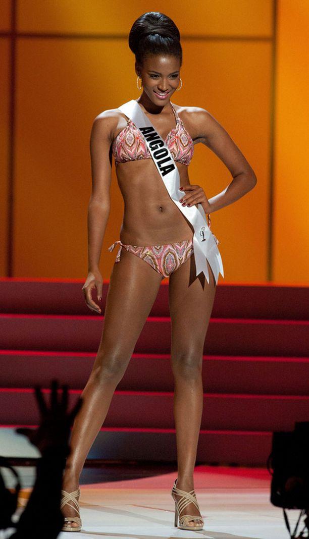 Miss Universum 2011.