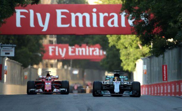 Bakun GP oli tulisin formula 1 -kisa aikoihin.
