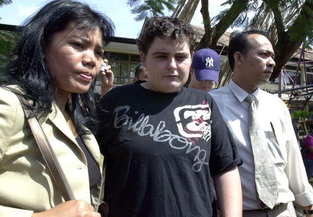 Renae Lawrence vuonna 2005, jolloin hänet siirrettiin toiseen vankilaan.