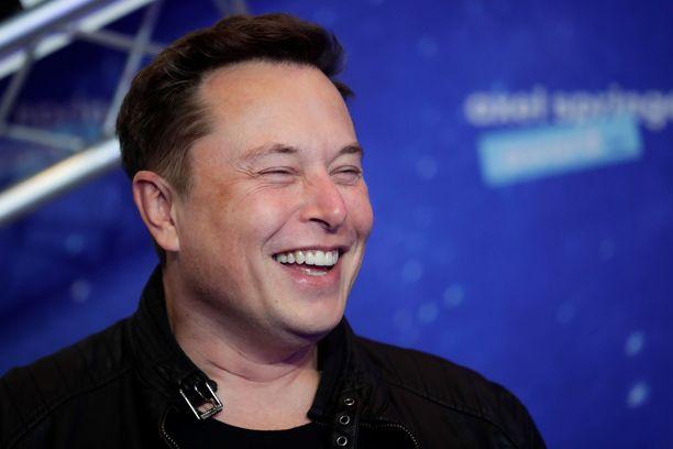 Elon Musk on tunnettu monista menestyneistä yrityksistään.