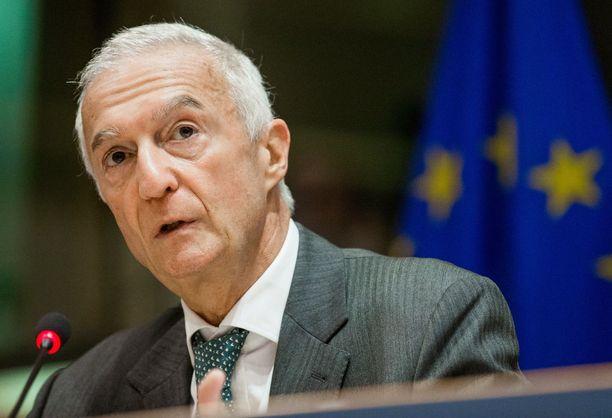 Belgialainen Gilles de Kerchove varoittaa Eurooppaa tulevista suurten terrori-iskujen vuosikymmenistä.
