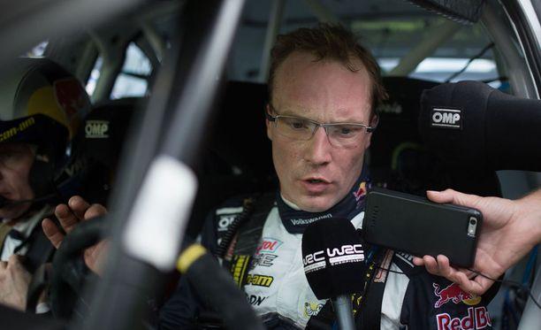 Jari-Matti Latvala haluaa ajaa rallia myös ensi kaudella.