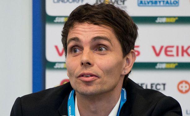 Simo Valakari on ollut mieltynyt Ranskan pelaamiseen.