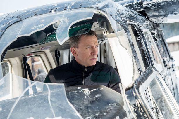 Daniel Craig on esittänyt James Bondia neljästi. No Time To Die tulee olemaan hänen viimeinen kertansa salaisen agentin roolissa.