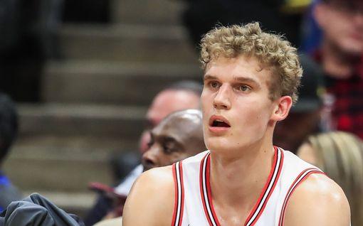 Bulls nappasi tärkeän vierasvoiton – Lauri Markkanen jäi edellisen ottelun loistovireestä