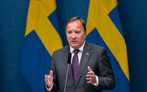 Ruotsin pääministeri Löfveniltä yllättävä suunnanmuutos: yhdisti lisääntyneen maahanmuuton rikollisuuden kasvuun