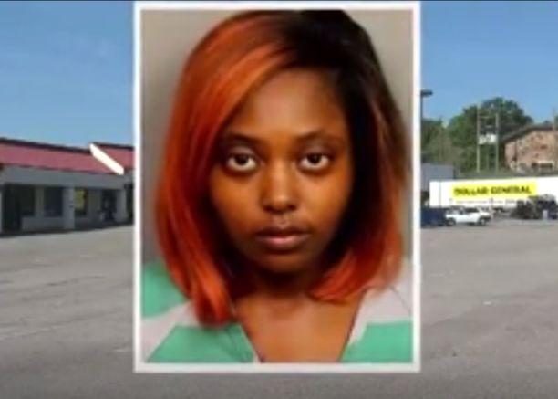 Raskaana ollut Marshae Jones sai syytteen sikiön tappamisesta sen jälkeen, kun työkaveri ampui häntä vatsaan.