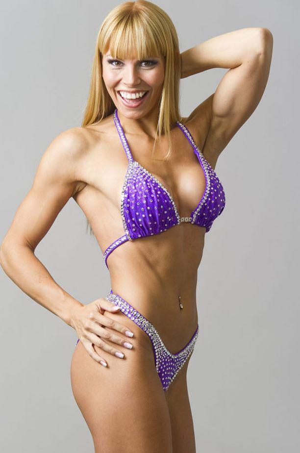 Mari Kasvi on tanssinut viisi vuotta Players-ryhmässä.