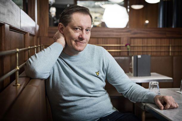 Petteri Ahomaa hautoi pitkään yhteistyötä Kalle Keskisen kanssa.