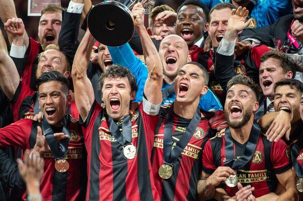 Atlanta United on tuore MLS-mestari. Joukkue kukisti sunnuntaina pelatussa oppuottelussa Portland Timbersin 2-0.