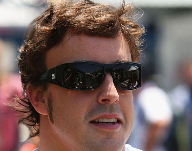 Alonson sopimus Red Bull -tallin kanssa olisi yllätys.