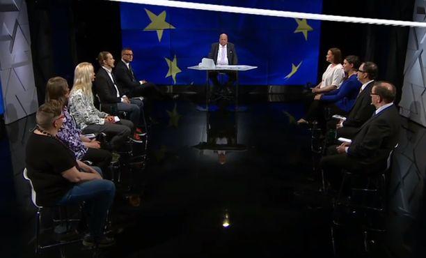 Eurovaaleissa kisaa myös yhdeksän eduskunnan ulkopuolista pienpuoluetta.