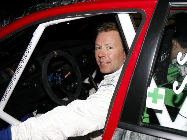 Jyrki Järvilehto on ajanut Rovaniemen hangilla kaikkiaan 10 kertaa. Vuonna 2009 hän pesi kolme muuta suomalaista F1-kuljettajaa.
