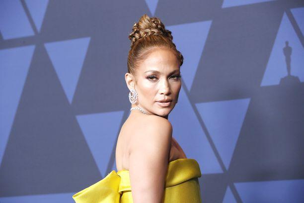 Jennifer Lopezin tytär peri äitinsä piirteitä.